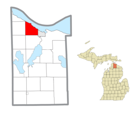 Beaugrand Township, MI location2.png