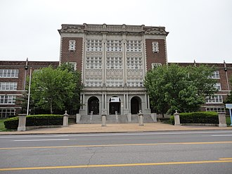 St. Louis Public Schools - Image: Beaumont High School
