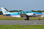 Beech 58 Baron PH-BYA (9201357345).jpg