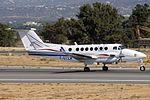 Beechcraft B300 King Air 350, Oyonnair JP6942636.jpg