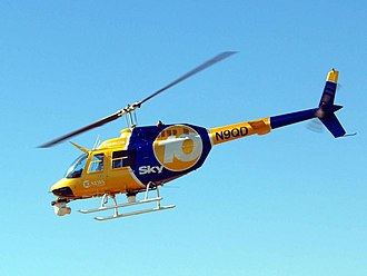 "KGTV - 10 News helicopter ""Sky10"""