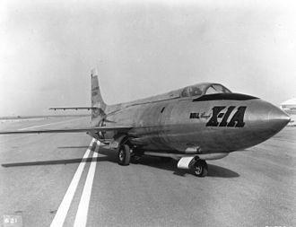 Bell X-1 - X-1A