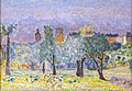 Bemberg Fondation Toulouse - Paysage du Midi - Pierre Bonnard (1917-1918) 46.5x48 Inv.2019.jpg