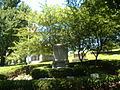 Benjamin Harrison grave 3.JPG