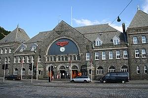 Bergen Station Wikipedia