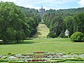 Bergpark Wilhelmshöhe - Hauptachse 2020-07-06 a.JPG