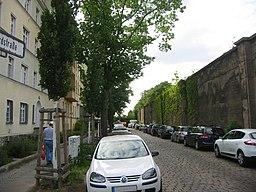 Ekkehardstraße in Berlin