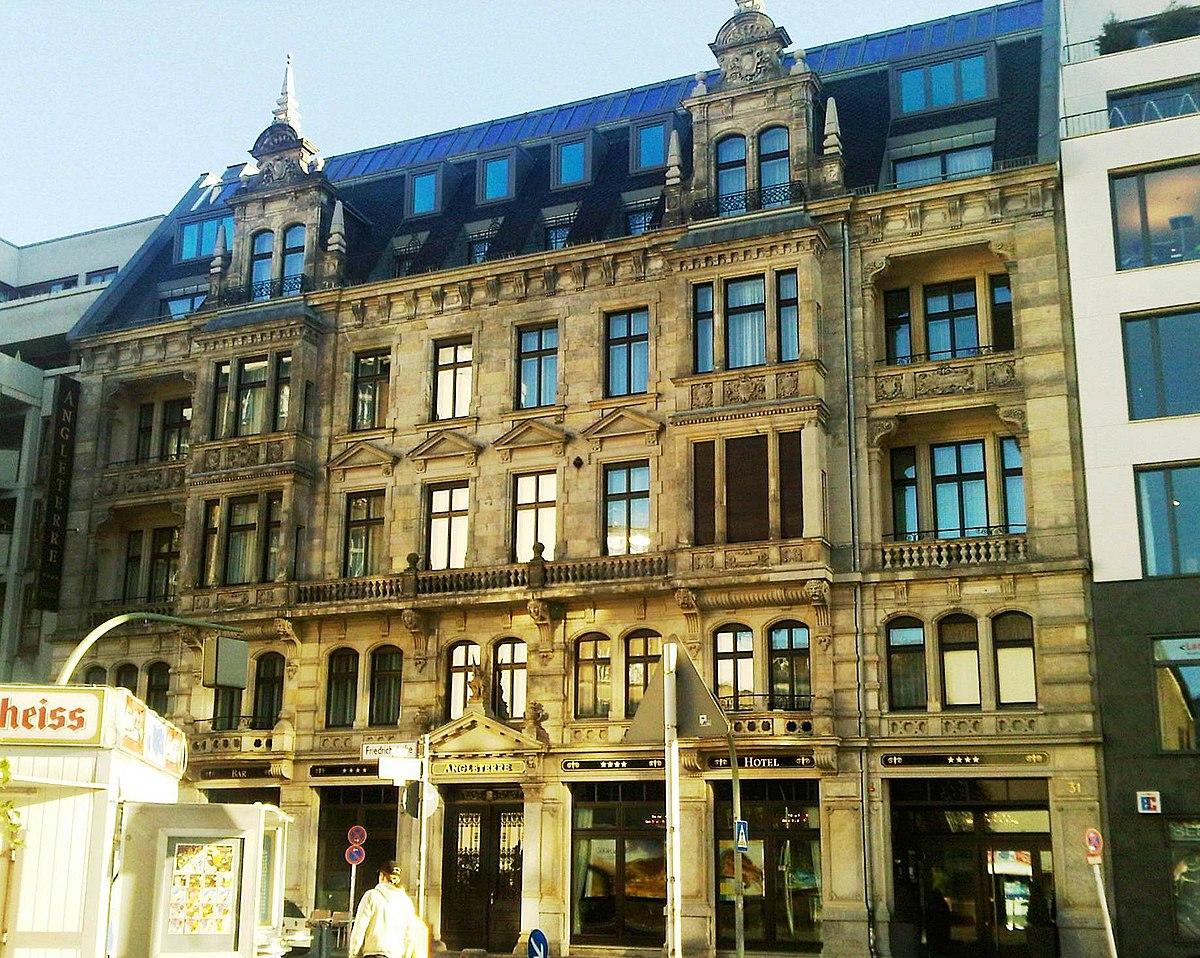 Q1436159 wikidata for 4 design hotel q berlin