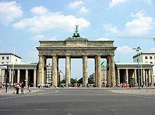 Kort Over Berlin Med Sevaerdigheder