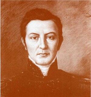 Governor of Tucumán Province - Image: Bernabe Araoz