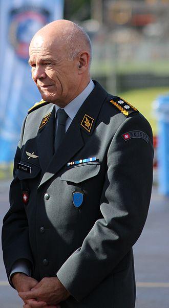 Bernhard Müller (general) - Div Bernhard Müller (2017)