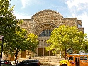 Temple Beth El of Borough Park - Image: Beth El 1 Brooklyn