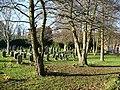 Bethel Chapel churchyard, Bassaleg - geograph.org.uk - 1121296.jpg