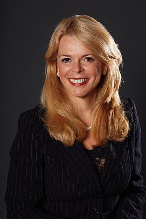 Betsy McCaughey - Image: Betsy Mc Caughey