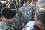 Beuzeville Au Plain C47 Crash Site Memorial for 101st Air Assault 150603-A-DI144-189.jpg