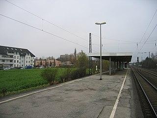 Duisburg-Rahm station
