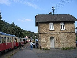 Niederzissen - Train station