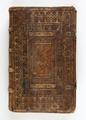 Bibel i kalvskinn - Skoklosters slott - 93196.tif