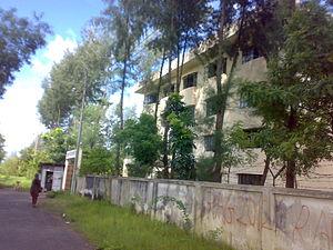 Noakhali Science and Technology University - Bibi Khadija Hall, NSTU