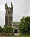 Bickleigh church tower and gate.jpg