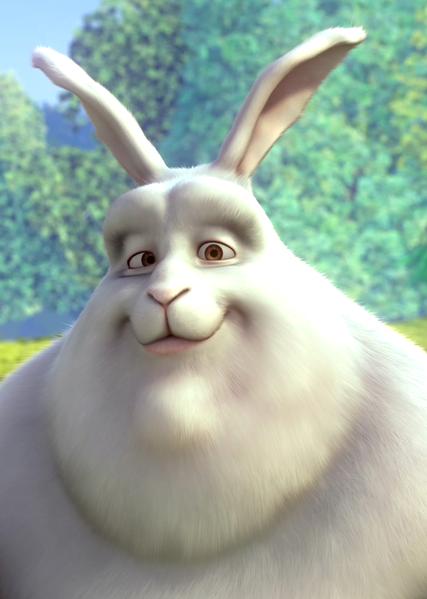 Big Buck Bunny..