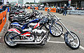 Big Dog Custom Chopper (2005) – Hamburg Harley Days 2015 01.jpg