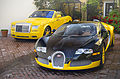 Bijan Bugatti Veyron and Rolls-Royce Phantom Drophead Coupe (10893485805).jpg