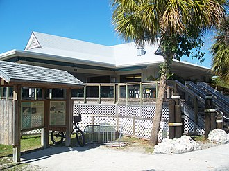 Bill Baggs Cape Florida State Park - Image: Bill Baggs SP bldg 01