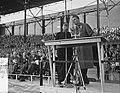 Billy Graham (Amerikaanse evangelist) in Nederland, bijeenkomst Olympisch Stadio, Bestanddeelnr 906-5389.jpg