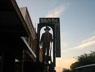 Hico, Texas - Billy the Kid Museum