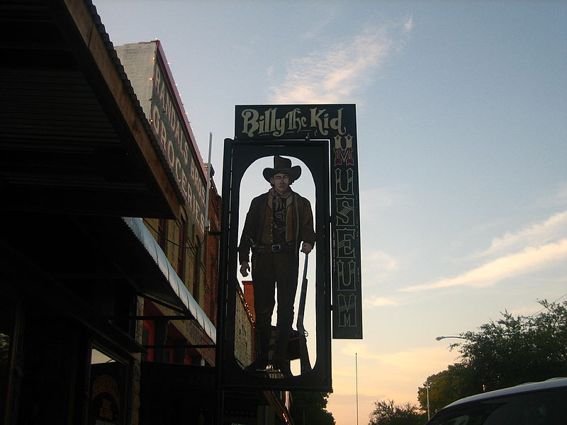 File:Billy the Kid Museum IMG 0748.JPG