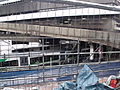 Birmingham New Street Station - hole in the wall - London Midland City train (5231756884).jpg