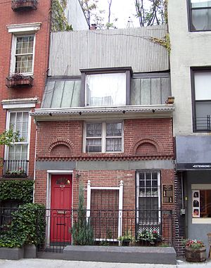 Giuseppe Moretti - The studio in Manhattan that Moretti shared with Karl Bitter