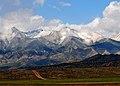 Blanca Peak catches first snow - panoramio.jpg