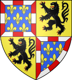 Blason Bourgogne Nevers.svg