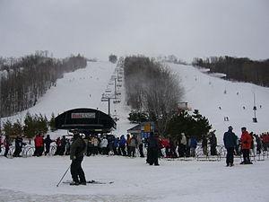 The Blue Mountains, Ontario - Image: Blue Mountain Resort
