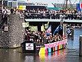 Boat 11 Bingham Cup Amsterdam 2018, Canal Parade Amsterdam 2017 foto 7.JPG