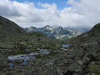 Val Curciusa - Image: Bocchetta di Curciusa