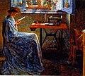 Boccioni - Romanzo di una cucitrice, 1908.jpg