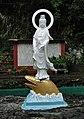 Bodhisattva statue, Hsiang-Te Temple 02.jpg