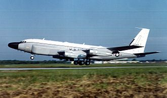 97th Intelligence Squadron - Boeing RC-135V Rivet Joint