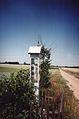 Bohoniki, wayside shrine, 07.1992r.jpg