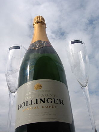 Bollinger - Bollinger's Special Cuvee