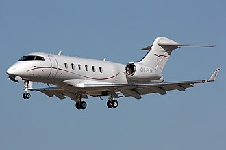 Bombardier Challenger 300 - Image: Bombardier BD 100 1A10 Challenger 300 AN1704544