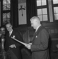 Bond van heemschut bestaat 50 jaar, bijeenkomst in het Instituut van de Tropen, Bestanddeelnr 912-0506.jpg