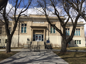 Bonneville County Courthouse