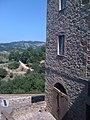 Borgo medievale La Leccia di Sasso Pisano, dettaglio.JPG