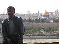 Boris Havel, Jeruzalem s Maslinske gore.jpg