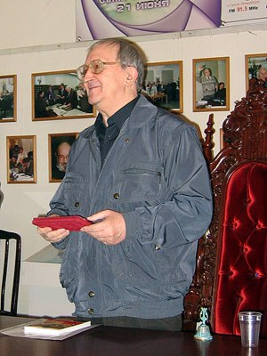Arkady and Boris Strugatsky - Boris Strugatsky, 2006