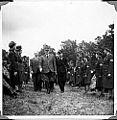 Borrestevnet 1943, Vidkun Quisling og jentehirden. (8618893672).jpg